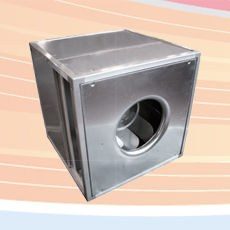 Hochtemperatur Industrie-Ventilator 180°C by Red-Ring